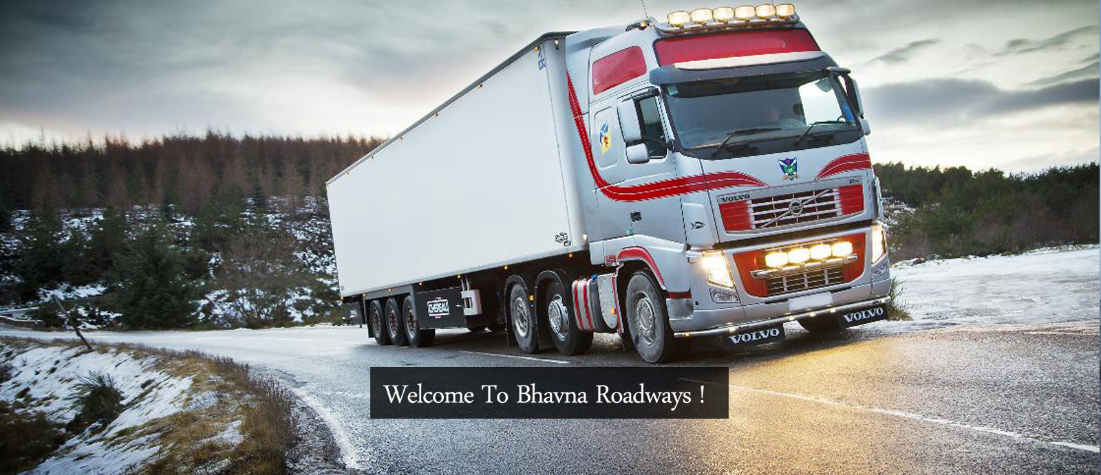 Bhavna Roadways : transport in western india | Transport